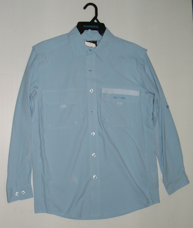 Shimano Vented Long Sleeve Shirts 44 95 Ray Amp Anne S